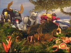 3,000 years ago Wildzords and humans lived in peace