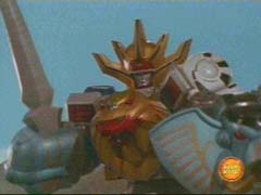 Wild Force Megazord (Sword & Shield Mode) is brought online