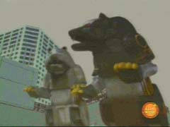 They become the Bear and Polar Bear Wildzords