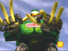 Gorilla Wildzord awakens