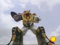 Wild Force Megazord is back online